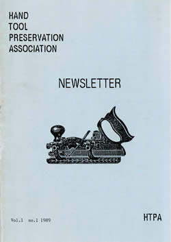 Newsletter February 1989 V1.1 Front Page