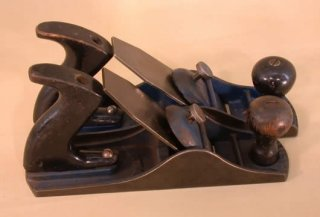Carter Scrub Plane C10, showing variation in length of casting