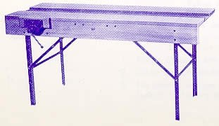 Carter Workbench, equipped with Carter Woodworking Vice