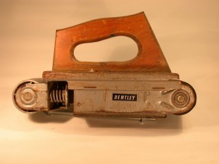 Bentley Sander attachment