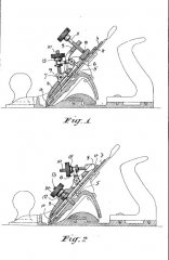 Watkinson Cutting Blade Patent No. 13879-33 (year 1933)