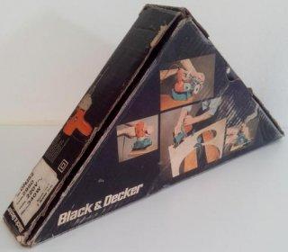 Black & Decker - Model DNJ52, 2 speed, 10mm Electric Drill - Box packaging.