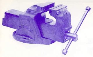 Carter Engineers Vice - different style