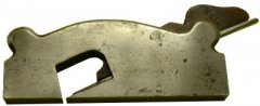 Shoulder Plane inscribed with McLaren's name