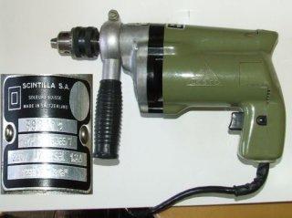 LESTO Swiss drill