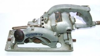 Stanley Portable Circular Saw - very early model