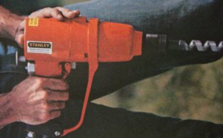 Stanley Hydraulic Drill
