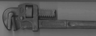 Dowidat made at least two types of wrench - this Stilson type and open ended spanners.